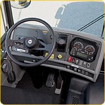 le nouveau v hicule colier le saf t liner efx offert chez autobus thomas un transport. Black Bedroom Furniture Sets. Home Design Ideas